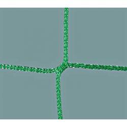 FUTBOLO VARTŲ TINKLAS PAAUGLIAMS MANFRED HUCK 3 MM 5,15 X 2,05 X 0,80/1,50 M 2 VNT.