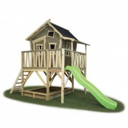 WOODEN PLAYHOUSE EXIT CROOKY 500