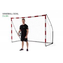 QUICKPLAY JUNIOR HANDBALL VĀRTI 2.4 x 1.7 m