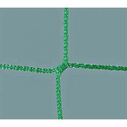 FUTBOLO VARTŲ TINKLAS PAAUGLIAMS MANFRED HUCK 3 MM 5,15 X 2,05 X 0,80/1,5 M 2 VNT.