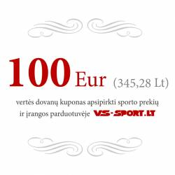 100 EUR GIFT VOUCHER