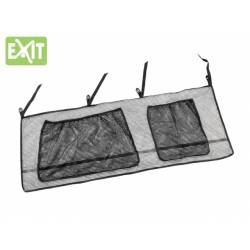 TRAMPOLINE SHOEBAG EXIT