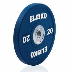 ELEIKO SPORT APMĀCĪBU SMAGUMU RIPA 20 kg