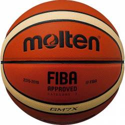BASKETBOLA BUMBA MOLTEN GM7X