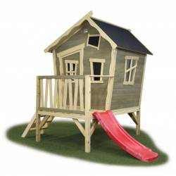 WOODEN PLAYHOUSE EXIT CROOKY 150