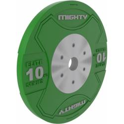 MIGHTY BUMPER PLATE 2 x 10 kg