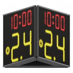 BASKETBALL 24 SECONDS SHOT CLOCK FAVERO FS-24s-1B