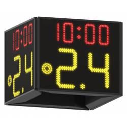 BASKETBALL 24 SECONDS SHOT CLOCK FAVERO FS-24s-3B