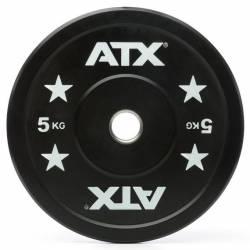 ATX BUMPER GUMIJOTAIS SVARU DISKS 2 x 10 kg