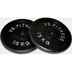 VS-FITNESS TĒRAUDA DISKS 20 kg